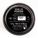 Make Up For Ever 3 Frozen Orange Star Lit Powder