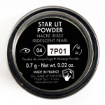 Make Up For Ever 4 Frozen Green Star Lit Powder