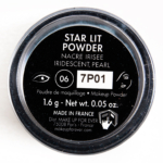 Make Up For Ever 6 Frozen Turquoise Star Lit Powder