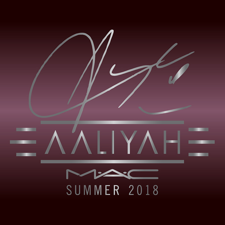 MAC x Aaliyah Collection for Summer 2018