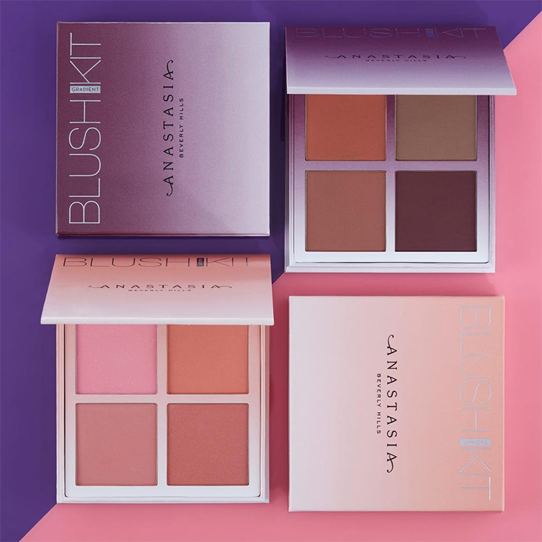 Anastasia Holiday 2017 Collection