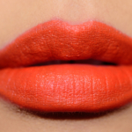 Shiseido Fire Topaz (OR417) Rouge Rouge Lipstick