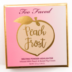 Too Faced Happy Face Peach Frost Melting Powder Highlighter