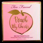 Too Faced So Peachy Peach My Cheeks Melting Powder Blush