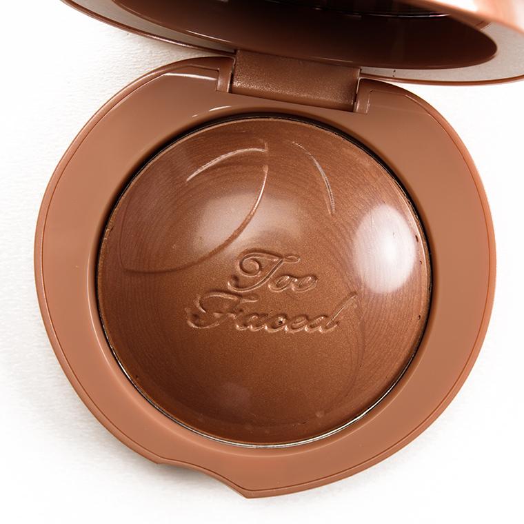 Peach bronzer