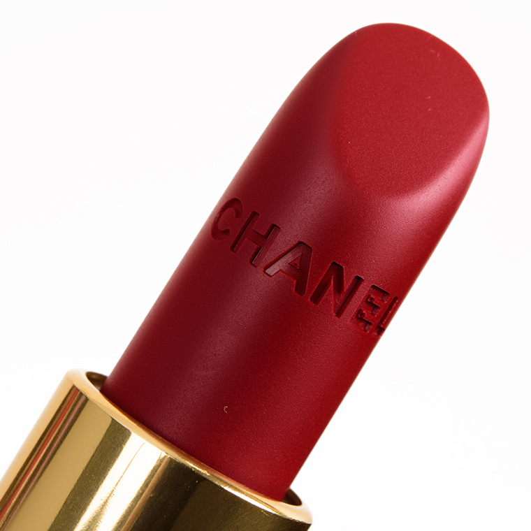 Chanel No. 02 Rouge Allure Velvet