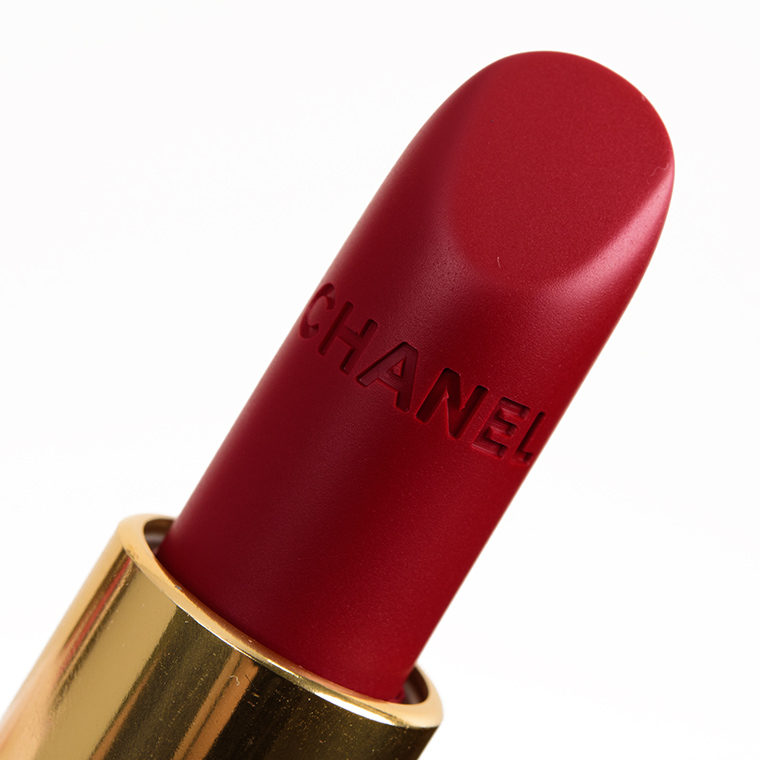 Chanel No. 03 Rouge Allure Velvet