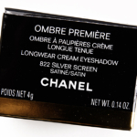 Chanel Silver Screen (822) Ombre Premiere Longwear Cream Eyeshadow