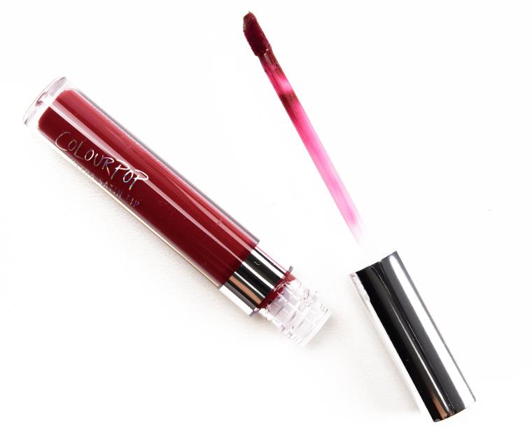 ColourPop Cashing Out Ultra Satin Liquid Lipstick
