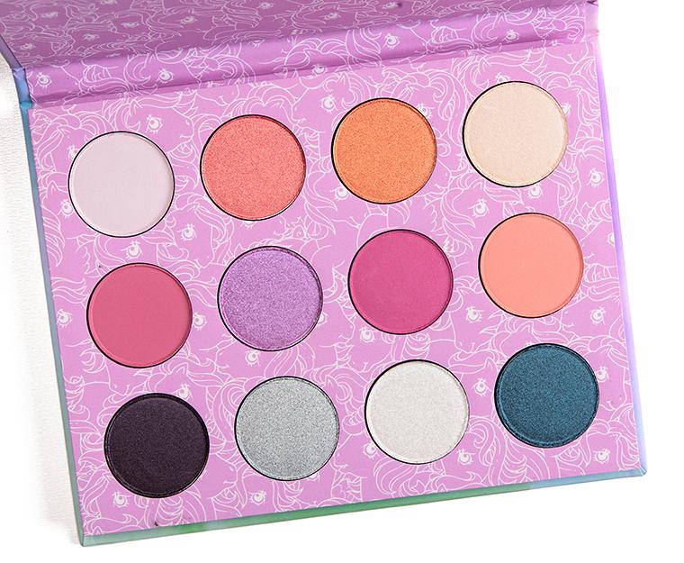 Epic Colour Pop My Little Pony Pan Pressed Powder Shadow Palette