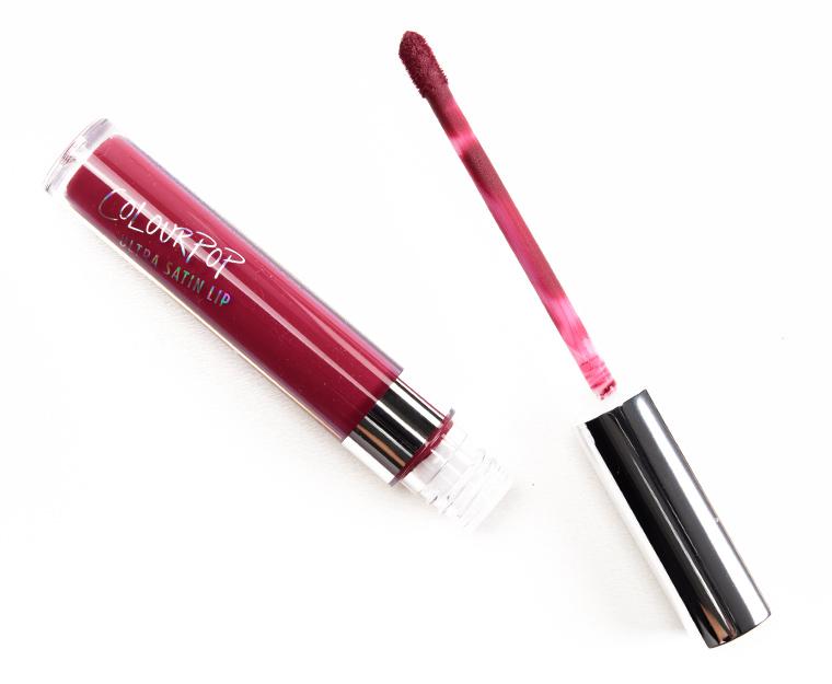 Colour Pop Mystic Ultra Satin Liquid Lipstick