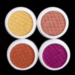 Colour Pop Over the Edge Super Shock Shadow Quad