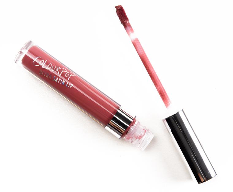 Colour Pop Stud Ultra Satin Liquid Lipstick