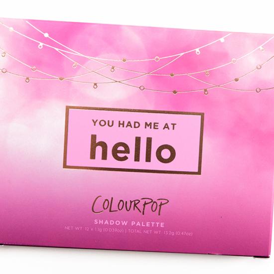Sneak Peek: ColourPop Element of Surprise Pressed Shadow