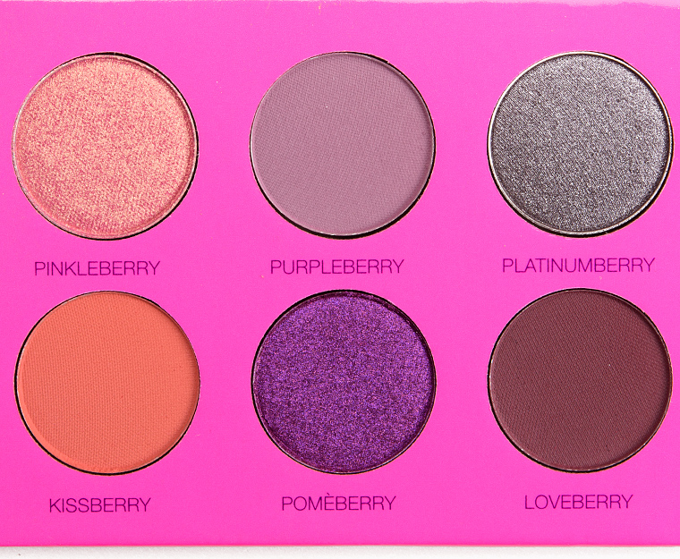 Znalezione obrazy dla zapytania Berry Cute Mini Palette