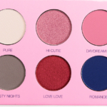 Coloured Raine Lovelies Mini Eyeshadow Palette
