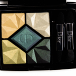 Dior Emerald (347) High Fidelity Colours & Effects Eyeshadow Palette
