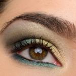Dior Emerald Palette | Look Details