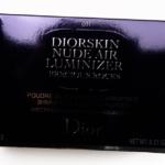 Dior Precious Rocks (001) Diorskin Nude Air Luminizer