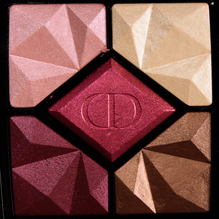 5 Couleurs Eyeshadow Palette - Undress by Dior #20