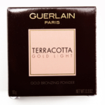 Guerlain Terracotta Gold Light Holiday 2017 Terracotta Bronzing Powder