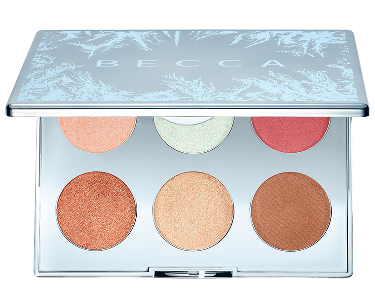 Becca Apres Ski Glow Face Palette for Holiday 2017
