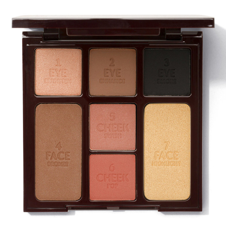 Charlotte Tilbury Smokey Eye Instant Look in a Palette at Beautylish