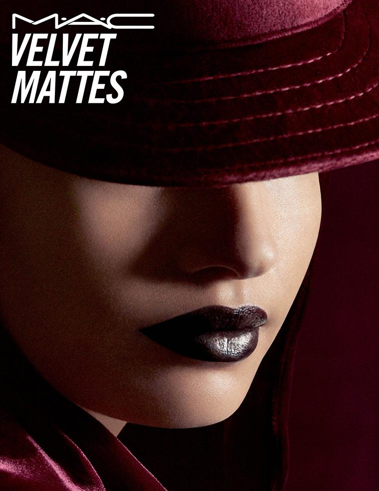 MAC Velvet Matte Collection
