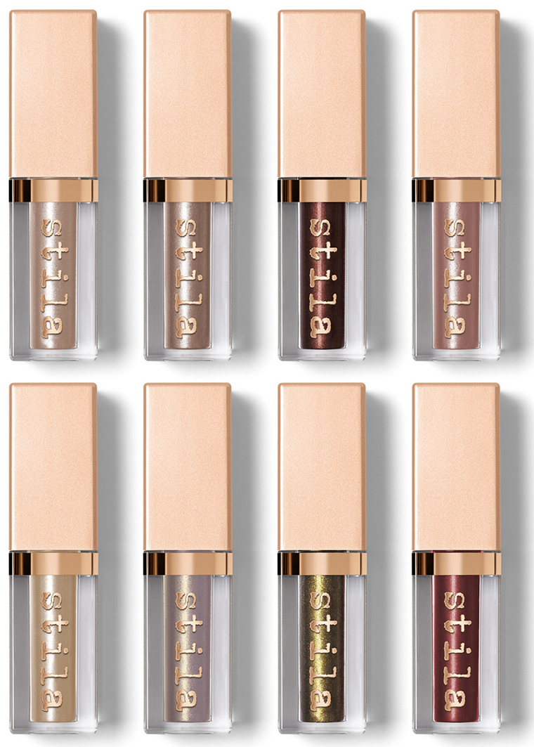 Stila Shimmer & Glow Liquid Eyeshadow for Holiday 2017