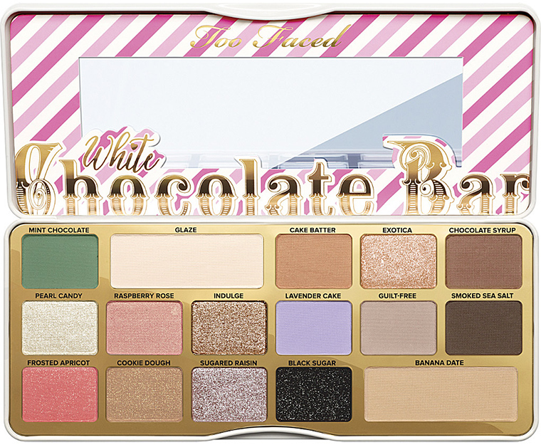 Image result for too faced the white chocolate bar holiday 2017