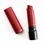 MAC Fire Roasted Liptensity Lipstick
