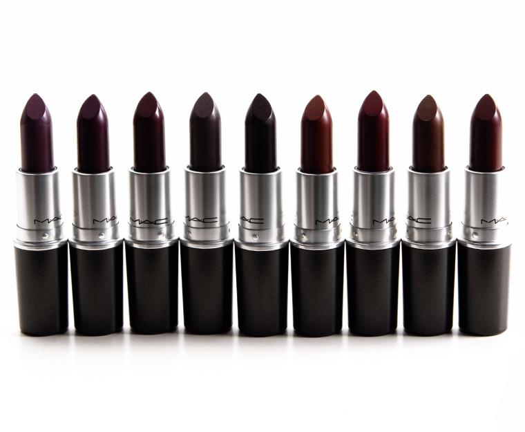 Sneak Peek: MAC Velvet Mattes Lipsticks Photos & Swatches