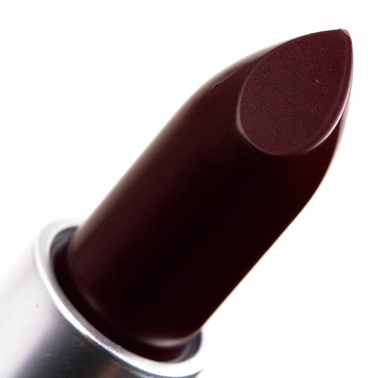 MAC Velvet Rebellion Lipstick