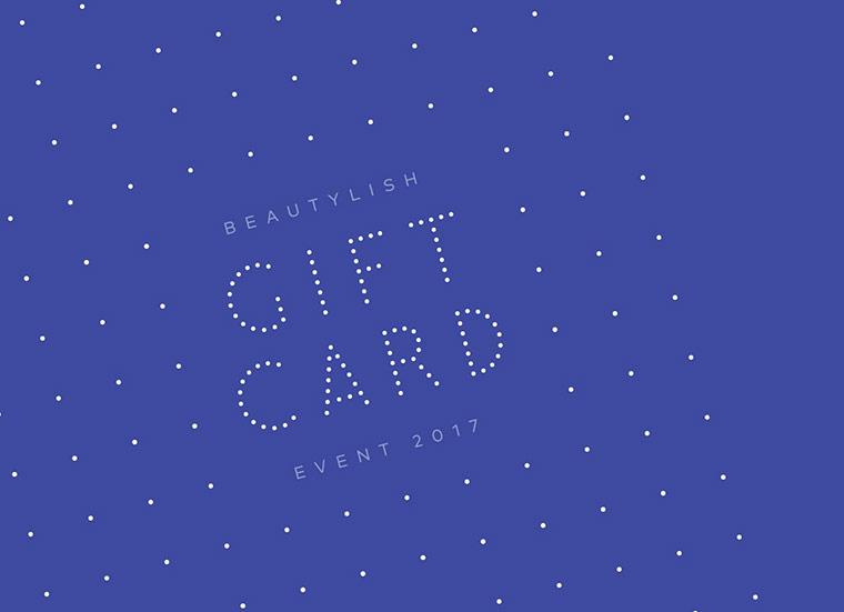 Beautylish Gift Card Event i