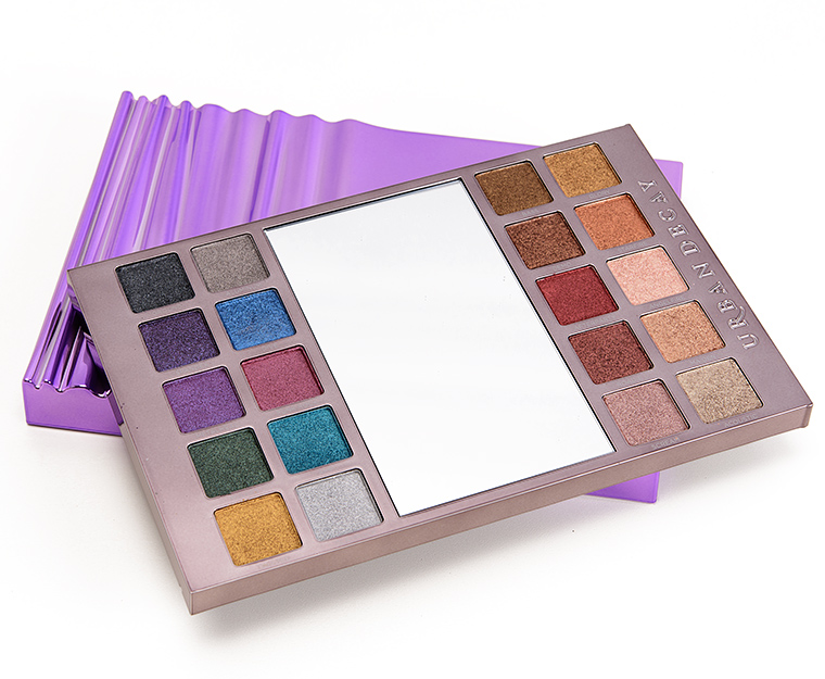 Urban Decay Heavy Metals Metallic Eyeshadow Palette