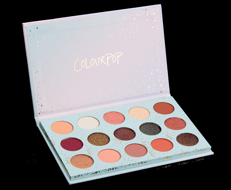 ColourPop All I See is Magic 15-Pan Shadow Palette
