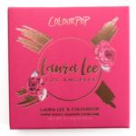 Colour Pop NKLA x Laura Lee Super Shock Shadow Quad