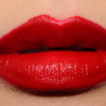 online for sale online retailer exquisite design Giorgio Armani The Red (400) Lip Maestro Dupes & Swatch ...