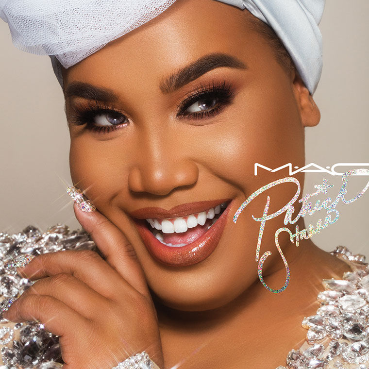 MAC x PatrickStarrr Collection for Holiday 2017