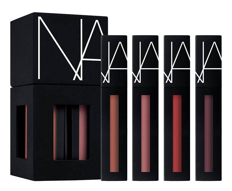 NARS Powermatte Lip Packs for Holiday 2017