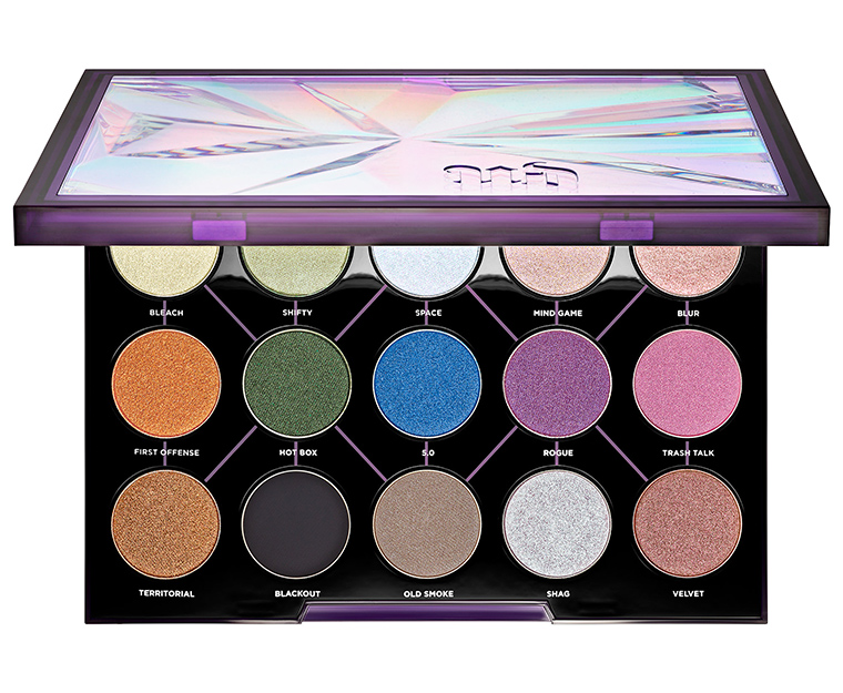 Urban Decay Distortion Eyeshadow Palette for Holiday 2017