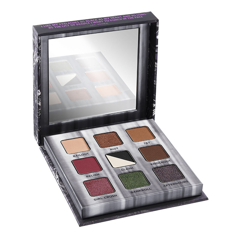 Urban Decay Troublemaker Palette for Holiday 2017