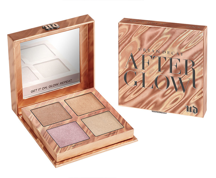Urban Decay O.N.S. Afterglow Palette for Holiday 2017