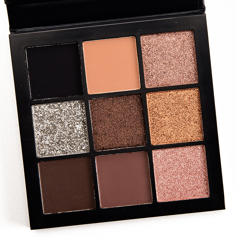 huda beauty smokey obsessions eyeshadow palette review. Black Bedroom Furniture Sets. Home Design Ideas