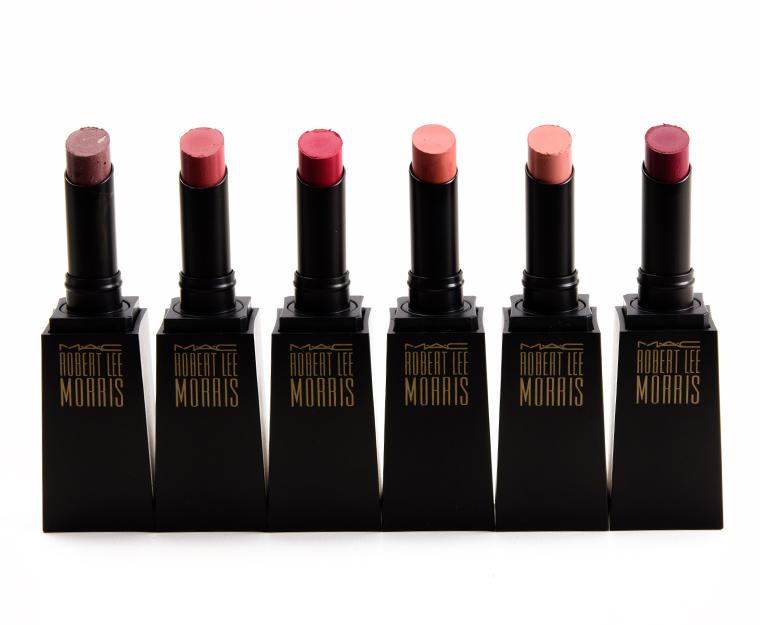 MAC Robert Lee Morris Mattene Lipstick
