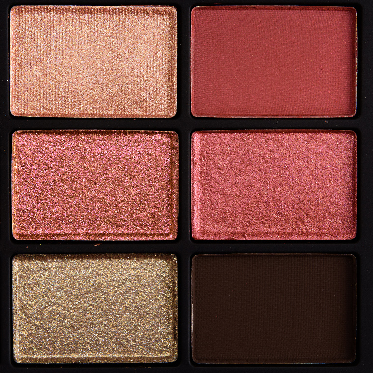 Nars Wanted Narsissist Eyeshadow Palette Review Swatches