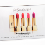 YSL Holiday 2017 Rouge Pur Couture Mini Lipstick Set