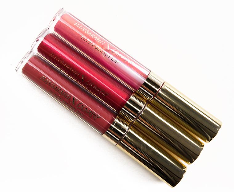 ColourPop ILuvSarahII 2 Lip Bundle