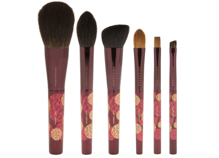 Chikuhodo Holiday 2017 Brush Sets