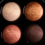 MAC Golden Shine Mineralize Eyeshadow Quad